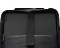 Camel Mountain Laptop Backpack - Pink & Black Photo