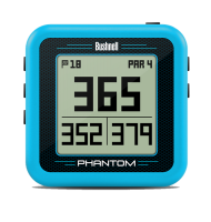 Bushnell Phantom Golf GPS Handheld Clip On - Blue Photo