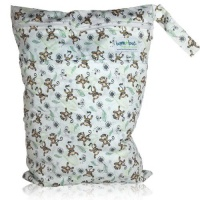 Bamboo Baby Wetbag - Monkey Photo