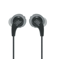 JBL Endurance Run Sweatproof Wired In-Ear Headphones - Black Photo