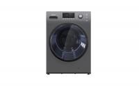 Hisense - 10kg Front Loader - Titanium Grey Photo