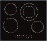 Hisense - 600mm Ceramic Hob - Black Photo