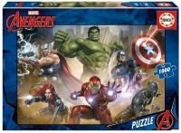 Educa The Avengers 1000 Piece Puzzle Photo
