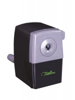 Treeline: Plastic Desk Sharpener With Clamp - Small Photo