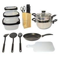 ECO - Cookware Starter Set - Set of 17 Photo