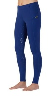 Kerrits Ice Fill Tech Tights - Eclipse Blue Photo