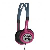 iFrogz Toxix Headphones - Hot Pink Photo