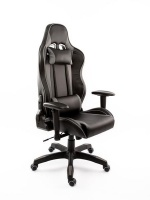 Silverstone Gaming & Office Chair - Black & Grey Photo