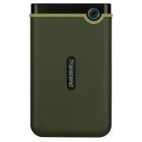 """Transcend Storejet 2.5"""" 1TB USB 3.0 HDD - Green Photo"""