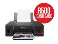 Canon PIXMA G1411 A4 Ink Tank Printer Photo