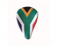 SA Flag Club Cover - Driver Photo