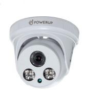 PowerUp Efury HD Security Video Camera-White Photo