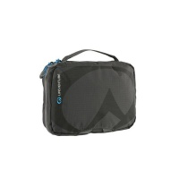 Lifeventure Travel Wash Bag - Grey Photo
