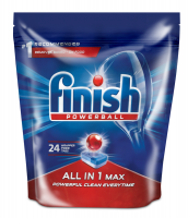 Finish Auto Dishwashing All in One Tablets Regular - 24's Photo