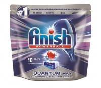 Finish Auto Dishwashing Quantum Tablets - 10's Photo