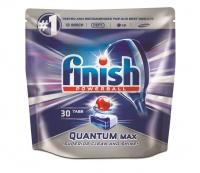 Finish Auto Dishwashing Quantum Tablets - 30's Photo