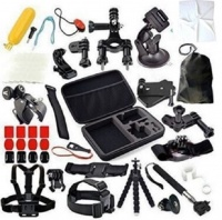 S-Cape 50-in-1 Accessories Kit for All Gopro Photo