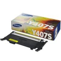 Samsung CLT-Y407S Yellow Laser Toner Cartridge Photo
