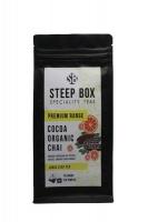 Steep Box Herbal Infusion Tea - Cocoa Organic Chai Photo