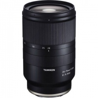 Sony Tamron 28-75mm f/2.8 Di 3 RXD Lens for E - Black Photo