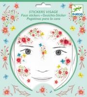 Djeco Face Stickers - Springtime Fairy Photo