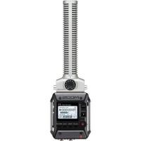 Zoom F1 Field Recorder with Shotgun Microphone Photo