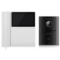 Commax CDV-43K Colour Touch Button Video Kit Photo