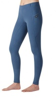 Kerrits Ice Fill Tech Tights - Ink Blue Photo