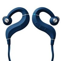 Denon Ah-C160W In-Ear Sporting Headphones - Blue Photo
