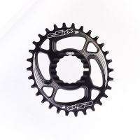 CSixx Chainring RaceFace 32 Tooth Oval Photo