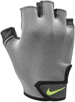 Nike Men's Essential Fitness Gloves - Cool Grey & Anthracite Photo