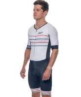 FTECH Unisex Crono 1 Cycling Skin Suit Photo