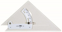 M&R: Adjustable Set Square - 25cm Photo