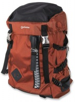 "Manhattan 15.6"" Zippack Notebook Backpack - Orange Photo"