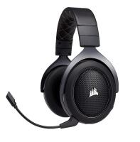 Corsair HS70 Wireless 7.1 Surround Headset - Black Photo