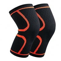 Knee Brace Support Compression Sleeve - Size -XL Photo
