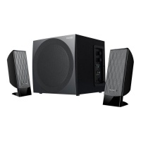 MICROLAB M300 2.1 Subwoofer Speaker Photo