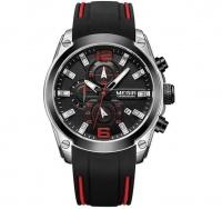 Megir Mens Sport Style Chrono Display Quartz Watch Photo
