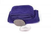 Wonder Towel 5 Piece Mommy Makeup Eraser Collection - Purple Photo