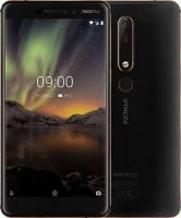 Nokia 6.1 32GB - Black Copper Accents Cellphone Cellphone Photo