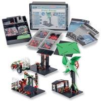 Fischertechnik Green Energy Principles of Regenerative Power Photo