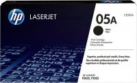 HP 05A Laserjet P2035/P2055 Black Print Cartridge Photo
