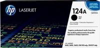 HP 124A Laserjet 2600/2605/1600 Black Print Cartridge Photo