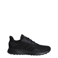 adidas Men's Duramo 9 Running Shoes - Black Photo