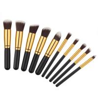 Foundation Makeup Cosmetic Brushes - Black Photo