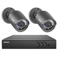 Annke 4CH Security HD DVR Kit - 2 Cameras Photo