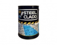 Agrinet Steel Cladd Quick Dry Paint - Fiat Terracotta Photo