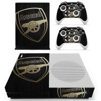 SKIN-NIT Decal Skin For Xbox One S: Arsenal 2017 Photo