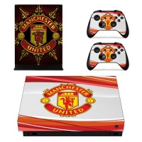 SKIN-NIT Decal Skin For Xbox One X: Manchester United Photo