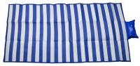 Marco Beach Yoga Mat - Blue Photo
